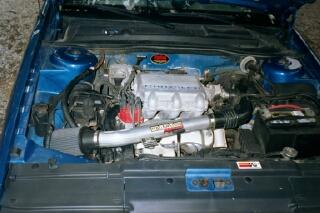 93 Daytona ES 3.0 Engine Bay
